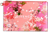 Givenchy Iconic Prints Pouch Medium Clutch Bag