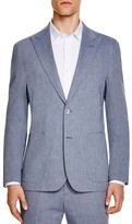 Hardy Amies Mélange Slim Fit Sport Coat