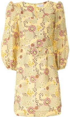 Rebecca Vallance Sahara mini dress