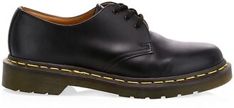 Comme des Garcons x Dr. Martens Leather Oxfords
