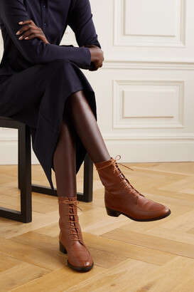 Giuliva Heritage Collection Catalina Leather Ankle Boots