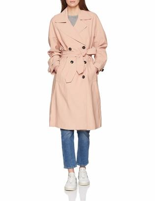 Only Women's Onlemilia Long Trenchcoat Cc OTW Coat