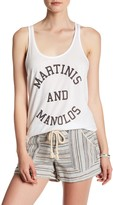 South Parade Bella Martinis and Manolos Sleevless Tank