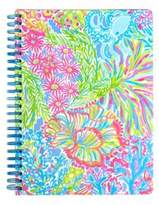 Lilly Pulitzer Lover's Coral Mini Notebook