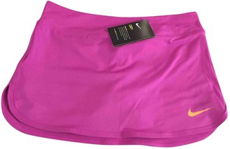 Nike \N Purple Polyester Skirts