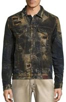 PRPS Compaction Denim Jacket