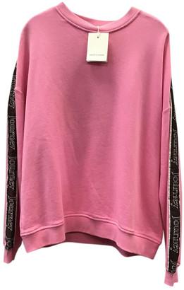Samsoe & Samsoe Pink Cotton Knitwear