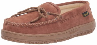 Old Friend Women's Cloth Moccasin Slipper