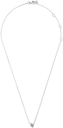 Alinka 18kt white gold HERMITAGE diamond necklace