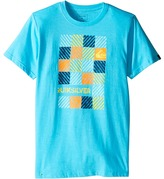 Quiksilver Opt Out Screen Print (Big Kids)