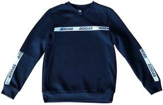 adidas Black Cotton Knitwear