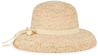 LACK OF COLOR Bloom raffia sun hat