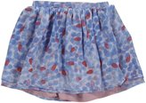 E-Land Kids Phoebe Skirt (Toddler/Kids) - Powder Blue-3T