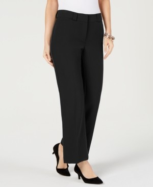 Alfani Curvy Bootcut Pants, Regular, Short, & Long Lengths, Created for Macy's