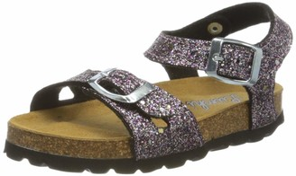 Onia Lurchi Girls Ankle Strap Sandals