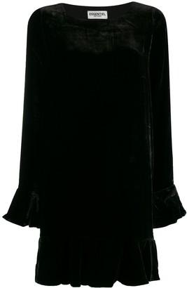 Essentiel Antwerp Ruffled Short Dress