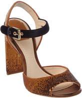 Christian Dior Sequin Embellished Sandal