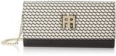 Tommy Hilfiger Women's Tommy Twist Crossover Spot Coin Purses and Pouches