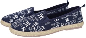 New York Yankees Women's Forever Collectibles Espadrilles