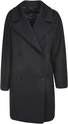 DEPARTMENT 5 Double-Breasted Mid-Length Coat