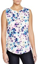 NYDJ Printed Sleeveless Top