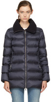Moncler Navy Down Torcyn Jacket