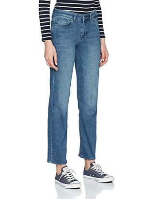Seven7 Women's Nataly Straight Jeans,29W /30L
