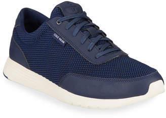 Cole Haan Men's Grand Crosscourt Knit Runner Sneakers