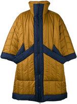 Henrik Vibskov Swing Thermo coat