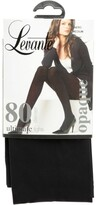 Levante 'Ultimate' Opaque Tights 80D ULT80TI in Black