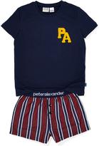 Peter Alexander peteralexander Boys P.A. Stripe Pj Set
