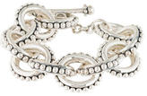 Stephen Dweck Beaded Oval Link Bracelet