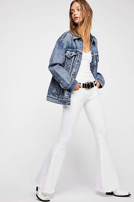 We The Free Denim Super Flare Jeans by at Free People