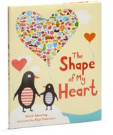 Macmillan The Shape of My Heart Book
