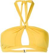 AMIR SLAMA cut out bikini set