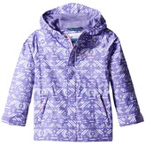 Columbia Kids - Fast Curious Rain Jacket Girl's Jacket