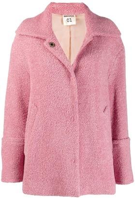 Semi-Couture Melange Jacket