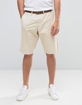 Celio Chino Short With Belt