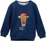 Sovereign Code Fulton Cool Reindeer Sweatshirt (Toddler & Little Boys)