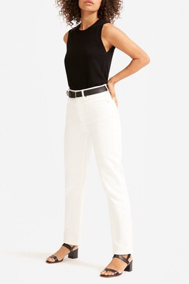 Everlane The Super Straight High Rise Jeans