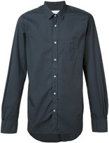 Officine Generale chest pocket shirt - men - Cotton - S