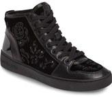 MICHAEL Michael Kors Willow Sequin High Top Sneaker (Women)