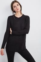 Caroleena Mixed Stitch Sweater