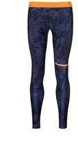 The Upside 'Navy Seals' camouflage print performance tights