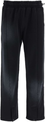 A-Cold-Wall* A COLD WALL SNAP FRONT SWEATPANTS M Black Cotton