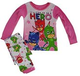 PjMasks PJ Masks Girls Pajama Pant Shirt Set Pjmask