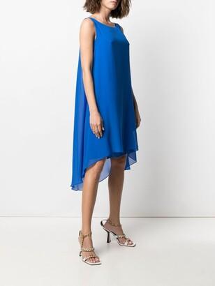 Antonelli Hunt silk midi dress