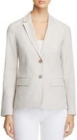 Lafayette 148 New York Vangie Linen-Blend Jacket