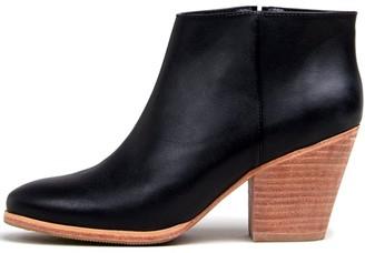 Rachel Comey Mars Boot in Black/Natural
