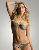 Leopard Bandeau Bikini